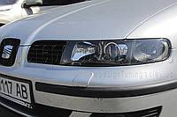 """Seat Toledo - установка биксеноновых линз Monlight EVO G5 2,5"""" в фары"""