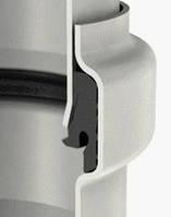 ACO PIPE Труба из нержавеющей стали AISI 304, DN 200, 1000 mm