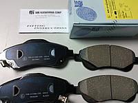 Колодки тормозные передние на HONDA CR-V (07-12)