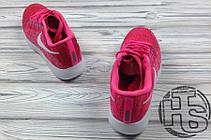Женские кроссовки Nike LunarEpic Flyknit Pink 843765-601, фото 3