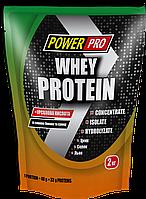 WHEY PROTEIN сывороточный протеин банан + земляника 2кг Power Pro