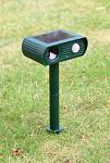 Відлякувач котів, собак, гризунів Garden Protector на сонячній батареї