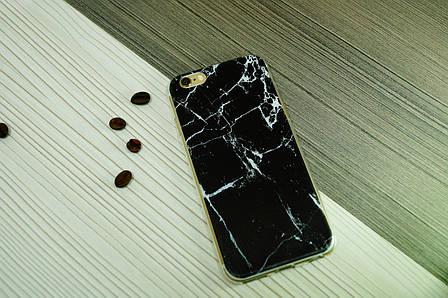 Чехол для iPhone 6  мягкий материал (эфект мрамора ), фото 2