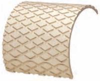 Белая футеровочная резина CORREX-для пищевой промышленности