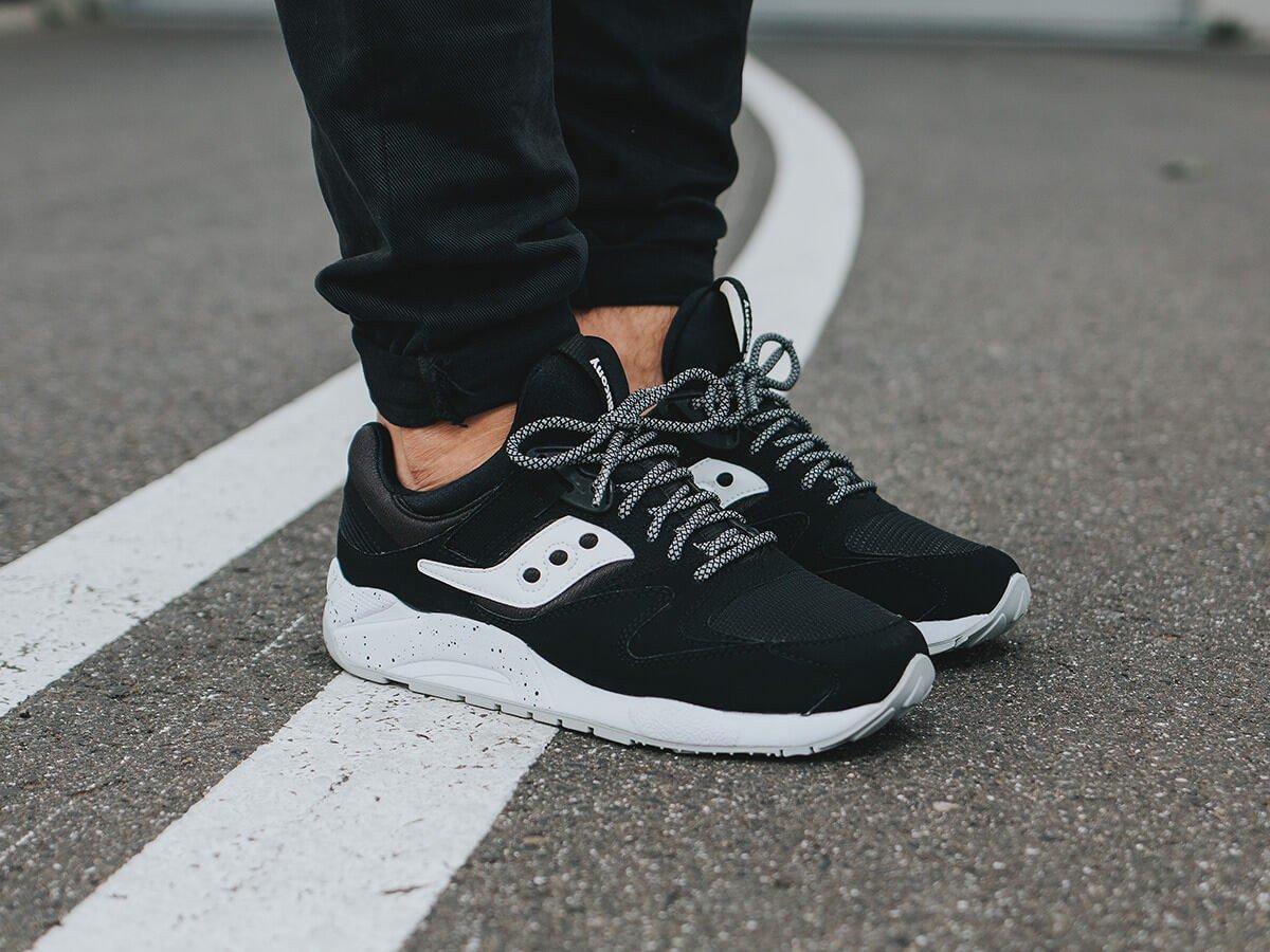 Saucony Grid Black. Качественные кроссовки. Интернет магазин ... 7f97a2bd3cc