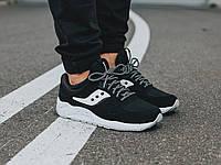 Saucony Grid Black. Качественные кроссовки. Интернет магазин спортивной обуви.