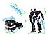 Игрушка Оптимус Прайм черного цвета 18СМ - Black, Optimus Prime, TF4, Deformation, KuBianBao, фото 4