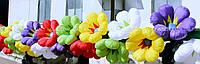 Прокат гирлянды цветов Фиалка