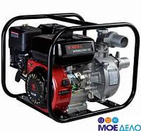 Мотопомпа бензиновая WEIMA WMQGZ50-30 (Патрубок 50мм, 36куб/час)