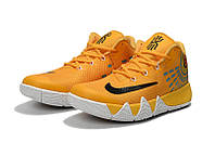 Баскетбольные кроссовки Nike Kyrie 4 yellow