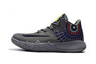 Баскетбольные кроссовки Nike Kyrie 4 grey