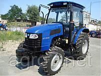 Трактор с доставкой ДТЗ 5504К (50 л.с., 4х4, реверс КПП, кабина с отоплением)