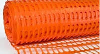 "Сетка ограждающая TENAX ""ГРИФОН""60х45мм оранжевый (1х50м)"