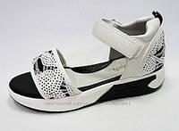 Летняя обувь для девочек тм B&G размеры 31,32,33,34,35, 36