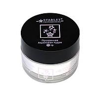 Акрил для наращивания ногтей Starlet 15 ml прозрачный