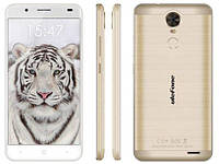 Смартфон UleFone Tiger Lite Gold MediaTek MT6580 1/16gb 3500 мАч