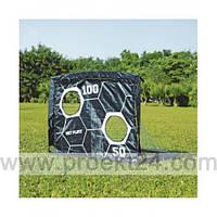 Раскладные футбоольные ворота с мишенью 2в1 SOCCER SMART PLAYZ