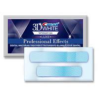 Полоски №1 для отбеливания зубов в домашних условиях «Crest Whitestrips 3D White Professional Effects», фото 1