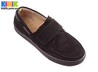 Школьные туфли для мальчиков Eleven Shoes 190186 34