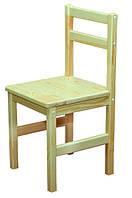 Стул детский деревянный (37605)
