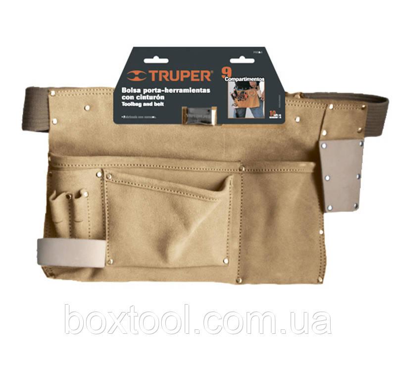 Пояс столяра Truper POCA-9