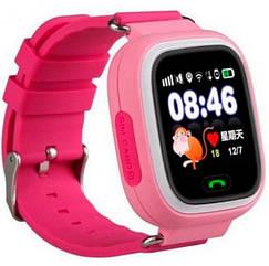 Детские смарт часы Smart Q100 Wifi c GPS