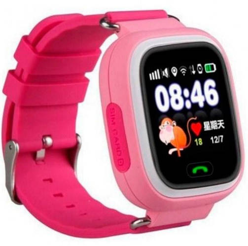 Смарт часы детские Smart Q100 Wifi Акция