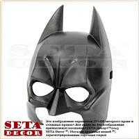 "Маска ""Бэтмен"" взрослая карнавальная (для костюма Бэтмена)"