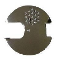 Летковый заградитель круглый Ø 80 нержавеющая сталь
