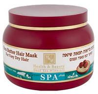 Маска для очень сухих волос с маслом ши Health & Beauty