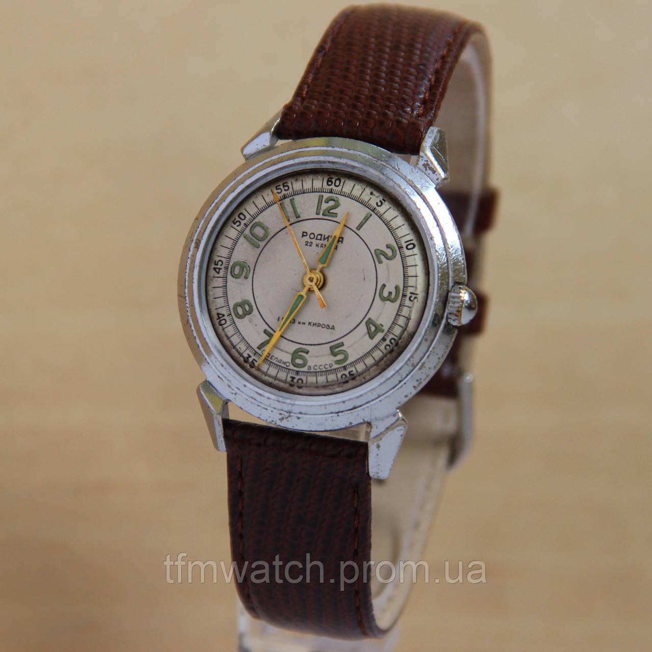 Часы мчз им кирова купить купить часы aeromatic в москве