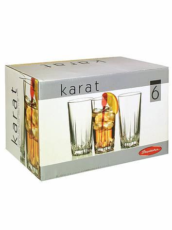 Стаканы высокие Karat 6шт 52888, фото 2