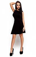 Жіноче чорне коктейльне плаття Skoty (M, L)
