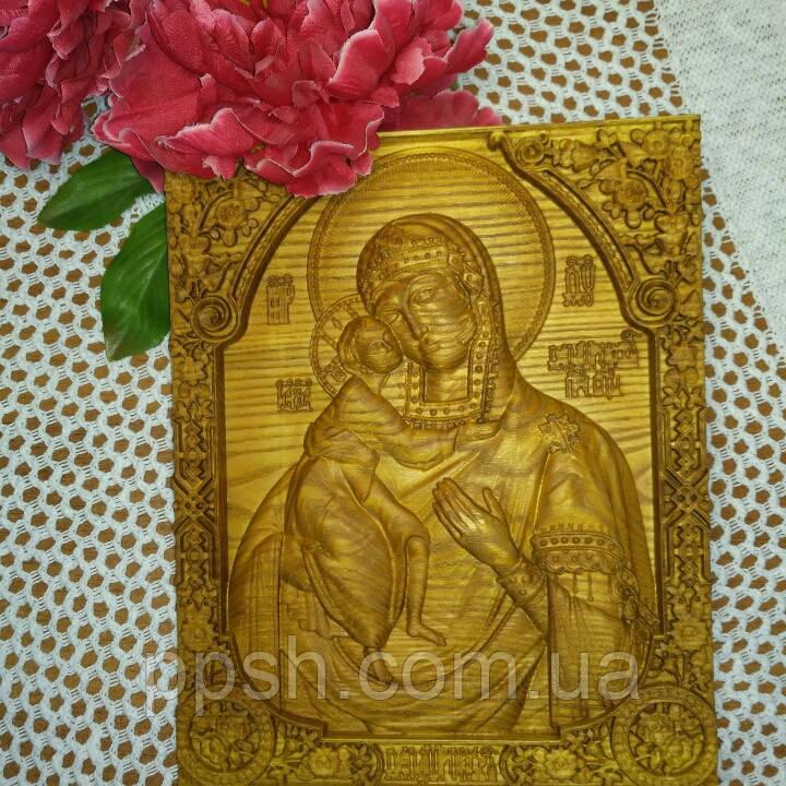 Феодорівська ікона Божої матері