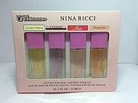 Духи с феромонами Nina Ricci ( Набор 15мл 4 шт)