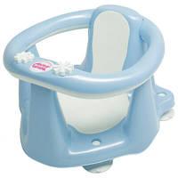 Кресло для ванной Flipper evolution 799 голубой 55