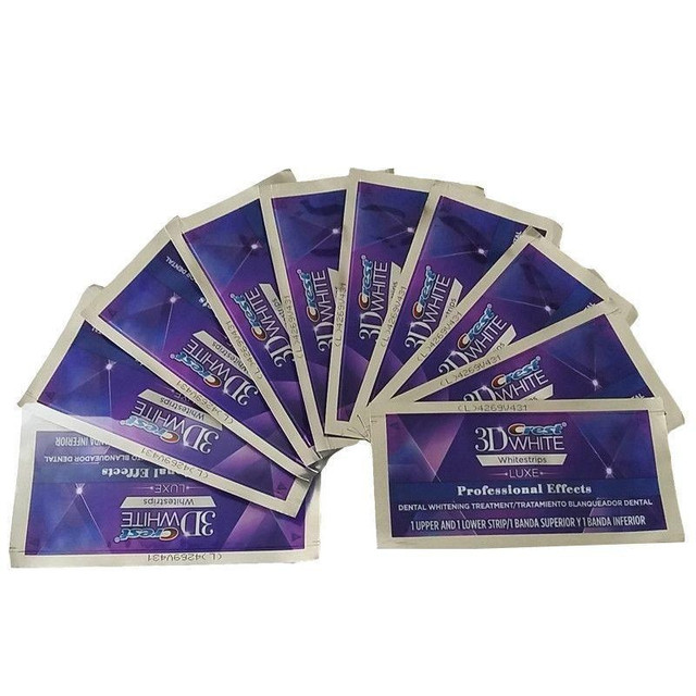 Crest Whitestrips 3D White Professional Effects