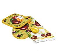 Кухонный набор Дюшес 3 предмета OSELYA UKRAINE 71-72-001