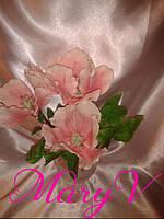 Сахарные цветы из мастики