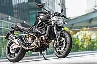 Компания Ducati представила новый мотоцикл - Monster 821