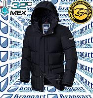 Стильная куртка для мужчины Braggart Dress Code - 4910#4909 черный