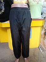 Спортивные штаны мужские утепленные плащевка на флисе XOQ