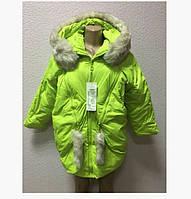 Женская теплая куртка на зиму
