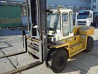 Новый вилочный погрузчик 16 тонн (дизель) FD-160 DALIAN FORKLIFT CO.