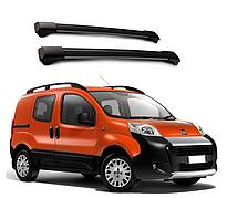 Поперечные рейлинги Fiat Fiorino 2008-2017