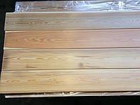 Вагонка  Лиственница Сибирская 14х110 Экстра сорт, штиль евровагонка, фото 1
