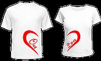 "Парные футболки ""One Love"", фото 1"