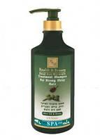 Лечебный шампунь для тонких и сухих с оливковым маслом и мёдом 780 мл Health & Beauty