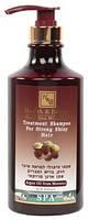 Лечебный шампунь для тонких,ломких,сухих и посеченых волос с аргановым маслом 780 мл Health & Beauty