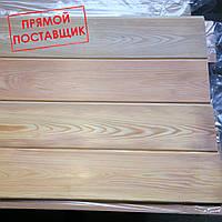 Вагонка  Лиственница Сибирская 14, Сорт Высший, штиль, евровагонка